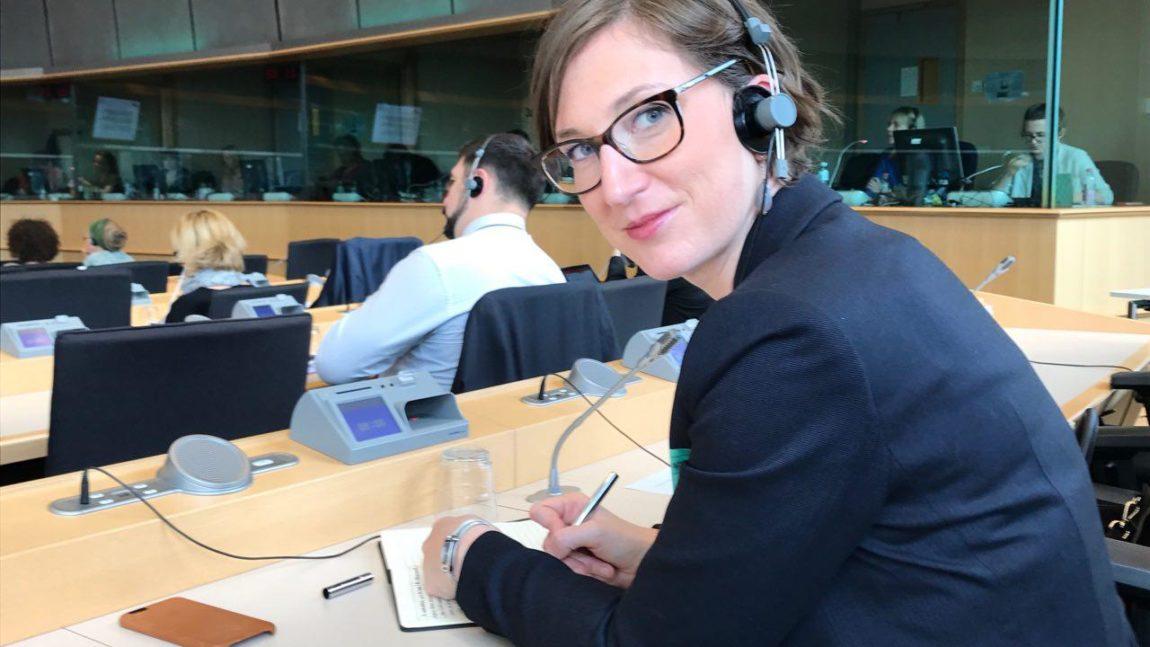 Intervention au Parlement Européen – 21 novembre 2017