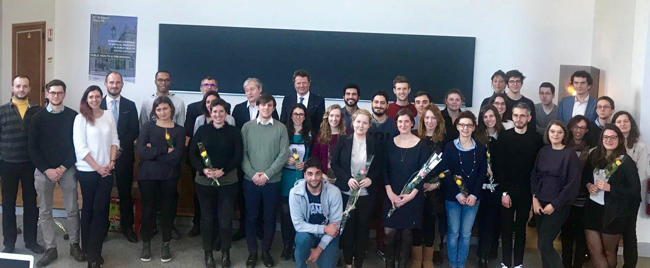 Congrès Européen des Internes en Santé Publique – 8 mars 2018