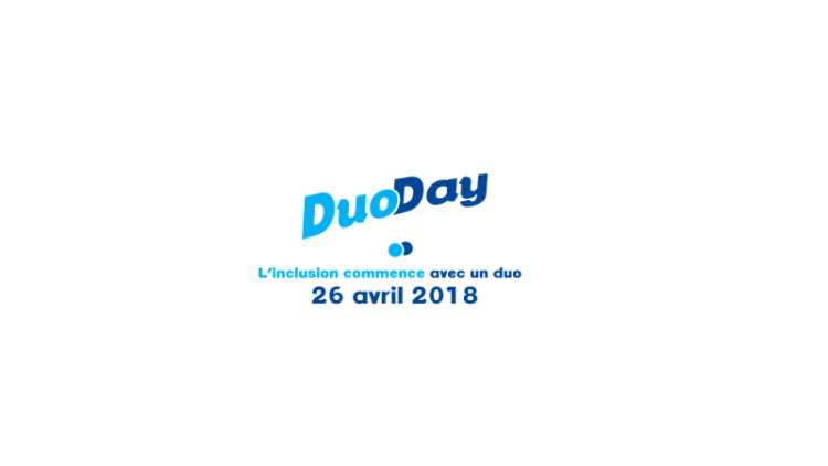 Duo Day – Journée de Sensibilisation à l'Autisme le 26 avril 2018