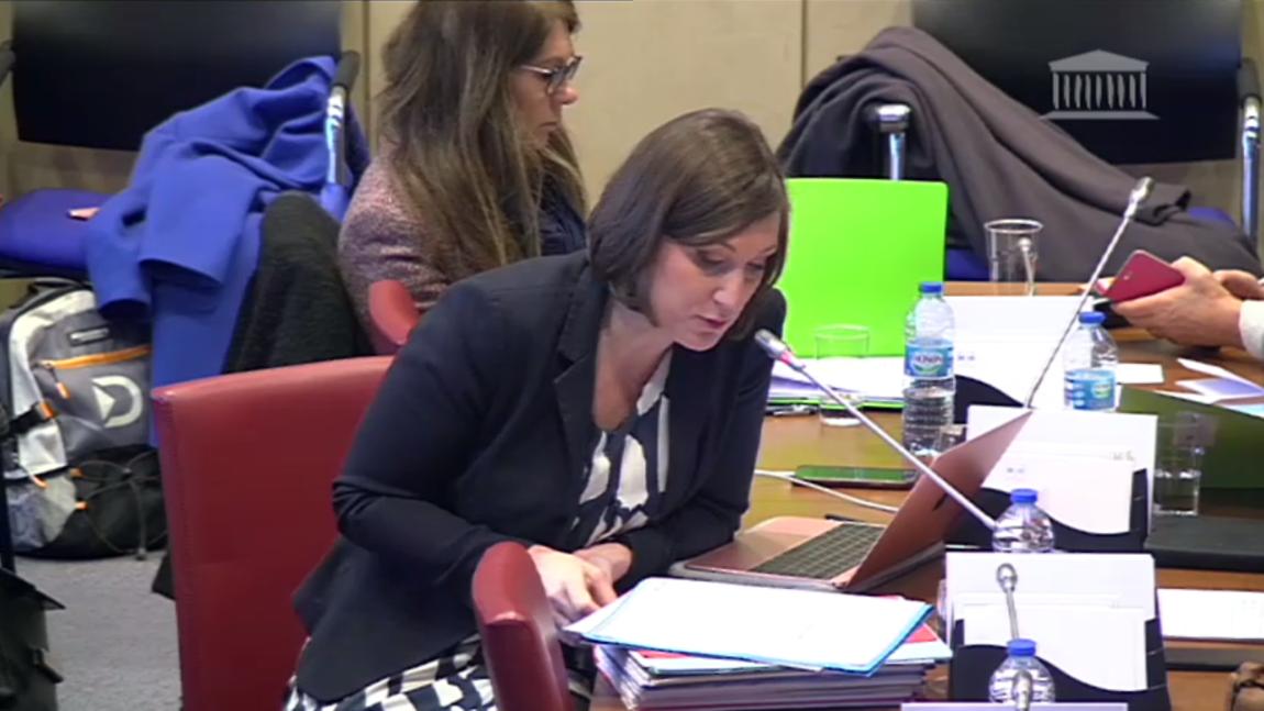 Commission des Affaires Sociales – Proposition de Loi  J-L Mélenchon sur l'interdiction du régime européen de travail détaché