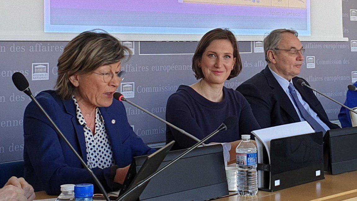 Présentation du rapport sur le Socle Européen des Droits Sociaux