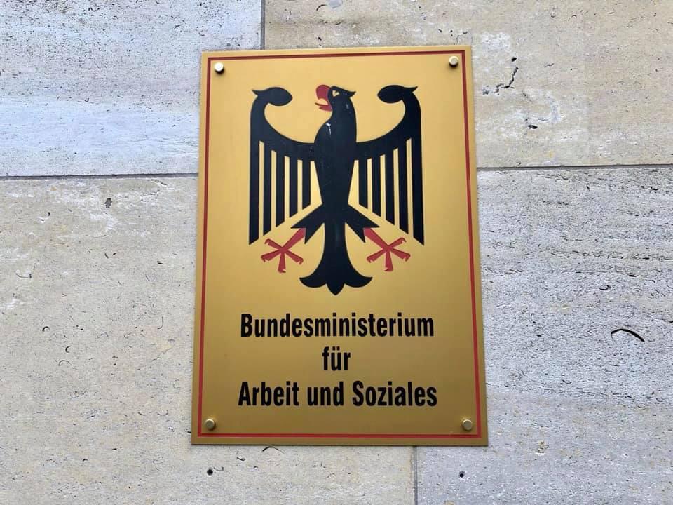Ambassade de France et Ministère du Travail à Berlin-4 mars 2019