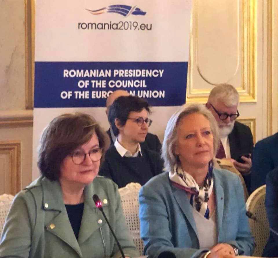 Réunion des Ministres autour du handicap en Europe – 14 mars 2019