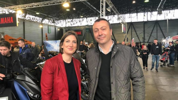 Salon de la moto à Nancy – 16 mars 2019
