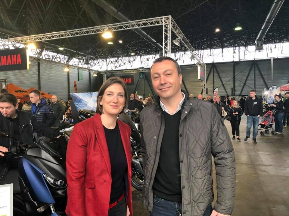 Salon de la moto à Nancy – 16 mars 2019
