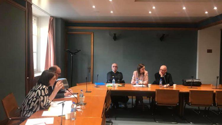 Audition du Groupe d'Etudes Autisme de l'Assemblée Nationale – 19 mars 2019