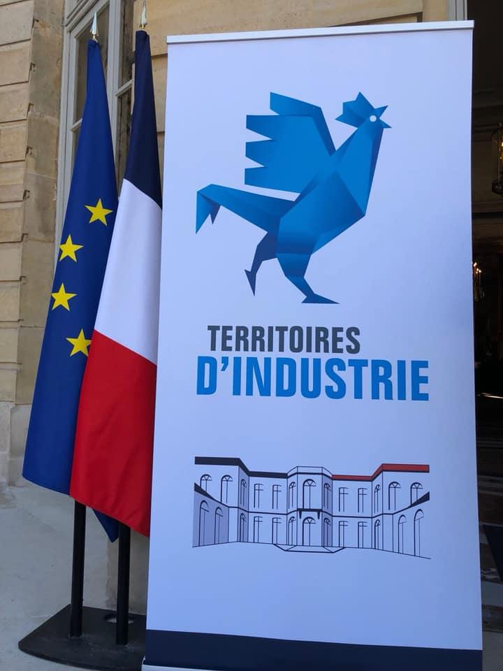 Journée des Territoires d'Industrie à Matignon – 21 mars 2019