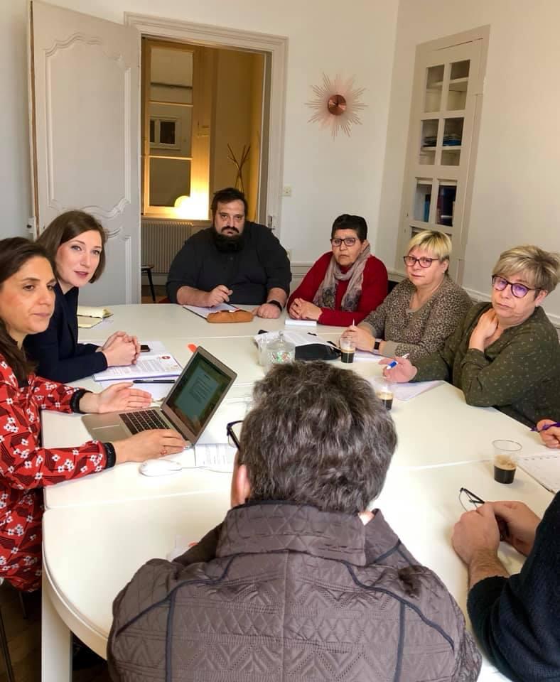 Intersyndicale des EHPAD – 25 mars 2019