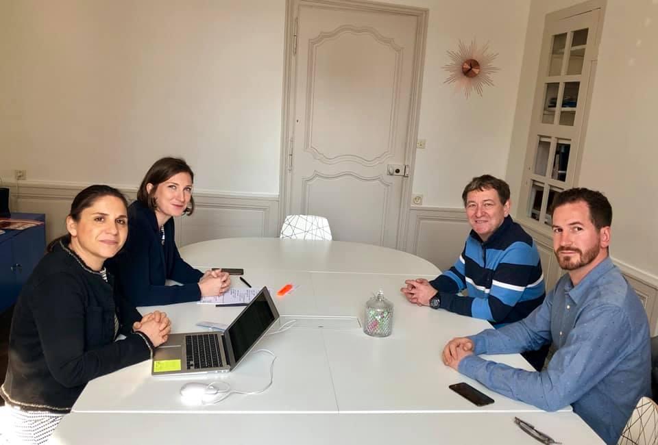 Association des commerçants du Haut du Lièvre – 1er avril 2019
