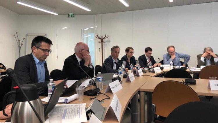 Réunion Conseil d'Orientation pour l'Emploi – 18 avril 2019