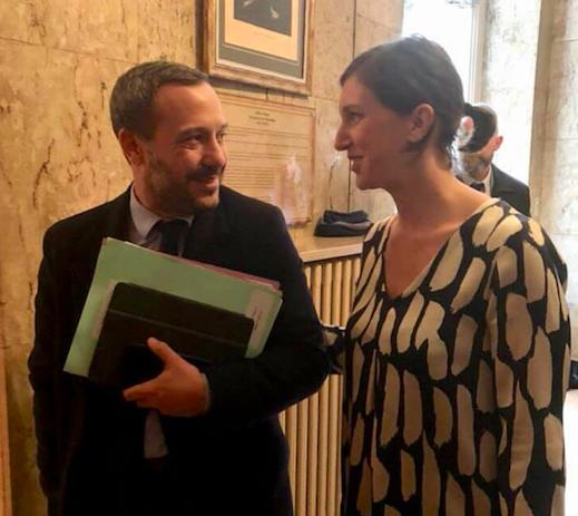 Visite Ministérielle de Adrien Taquet – 9 mars 2019