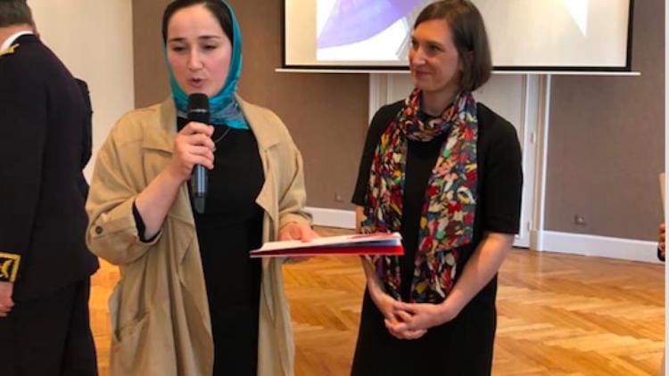 Cérémonie d'accueil de nouveaux français – 22 mars 2019