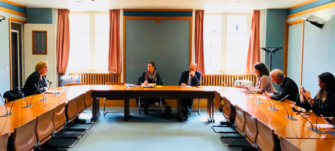 Stratégie autisme : audition de Claire Compagnon – 3 avril 2019