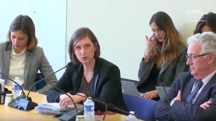Commission des Affaires Européennes – Audition de Amélie de Montchalin – 11 avril 2019
