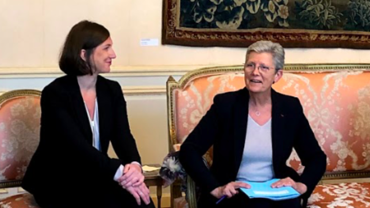Geneviève Darrieussecq en Meurthe-et-Moselle – 15 avril 2019