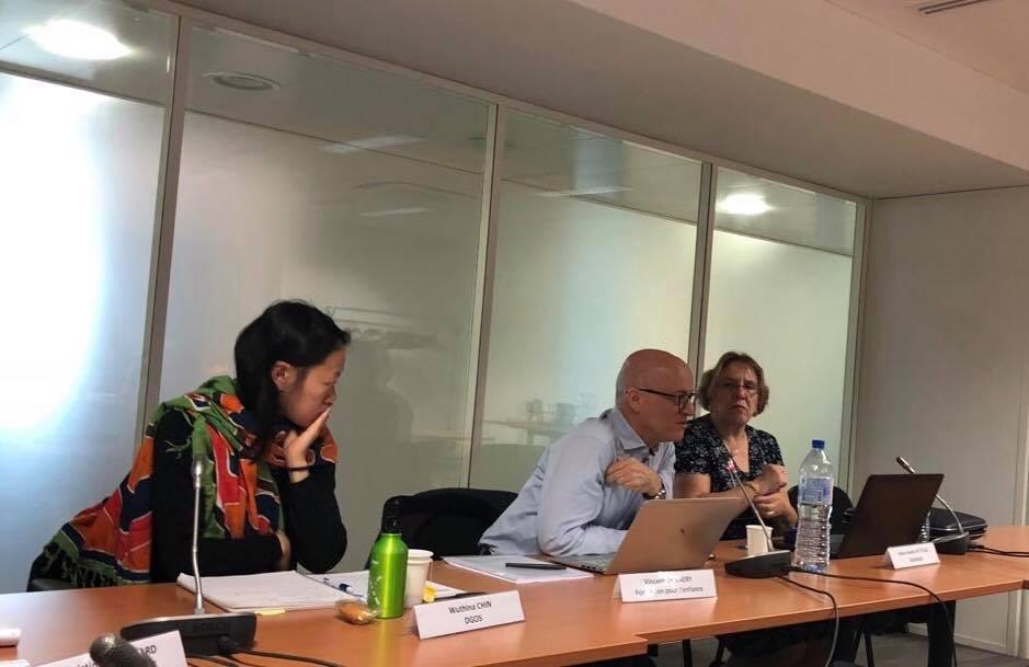 Accompagnement des enfants en situation de handicap : réunion à la DGCS – 23 mai 2019