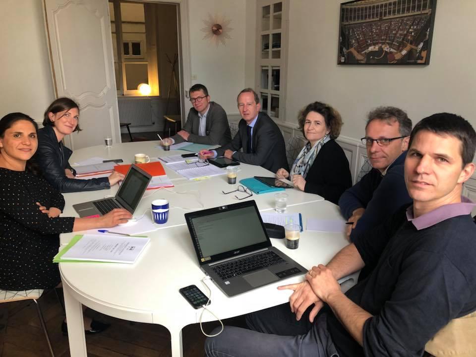 Table ronde – Loi d'orientation sur les mobilités – 27 mai 2019