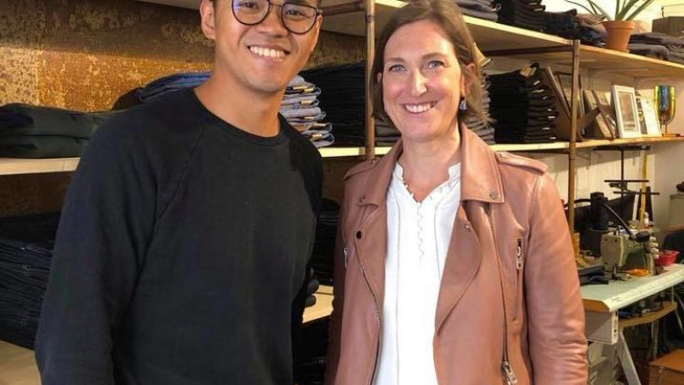 Visite de Daodavy : les jeans made in France – 14 juin 2019