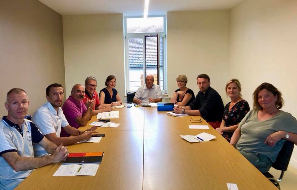 Conseil Municipal Laneuvelotte – 18 juin 2019
