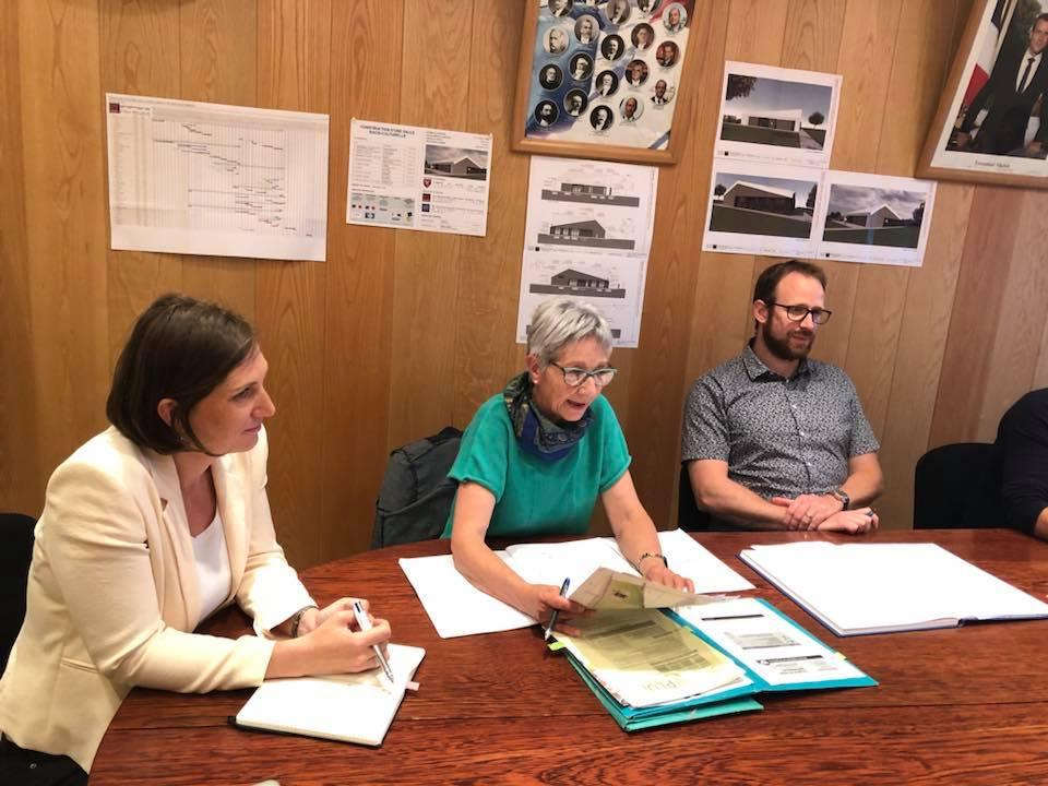 Conseil Municipal – Velaine-sous-Amance – 20 juin 2019