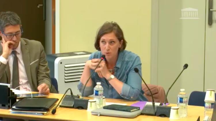 Commission des Affaires Européennes – Audition de la Ministre du travail, Muriel Penicaud – 4 juin 2019