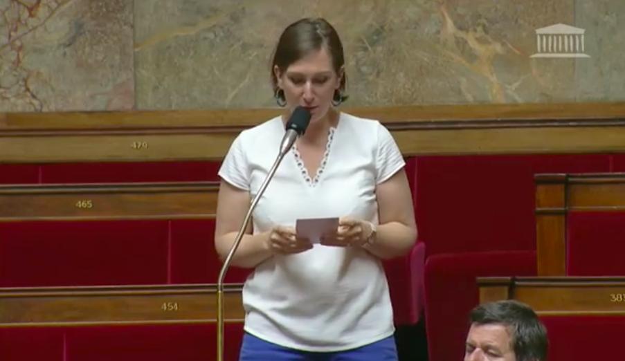 Collectivité Européenne d'Alsace : intervention sur l'article 1er – 25 juin 2019
