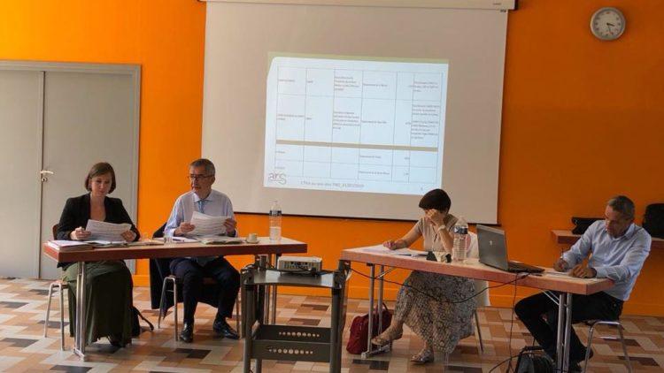 Comité Technique Régional Autisme (CTRA) du Grand Est- 1er juillet 2019