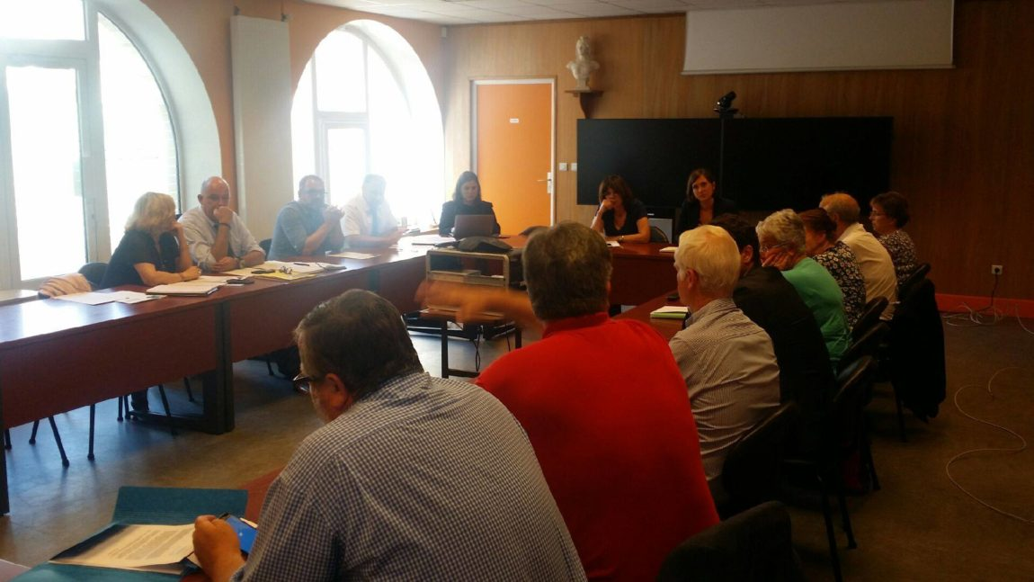 Auditions fraude sociale dans l'Orne – 8 juillet 2019