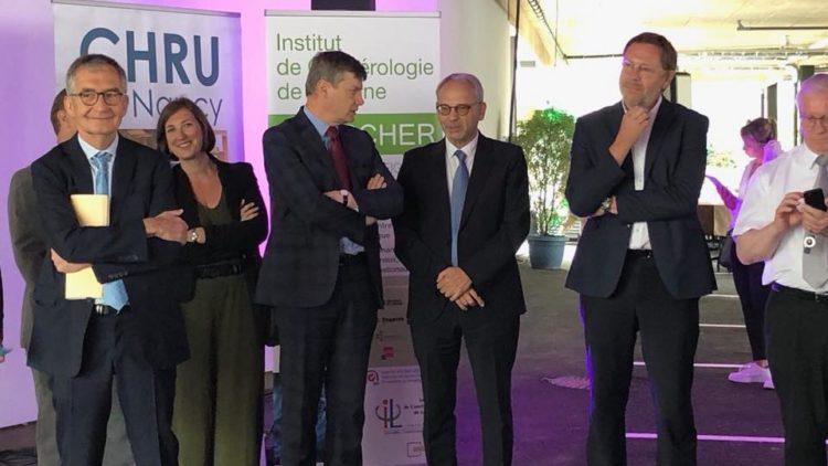 Le CHRU inaugure le bâtiment de Biologie médicale et Biopathologie- 1er juillet 2019