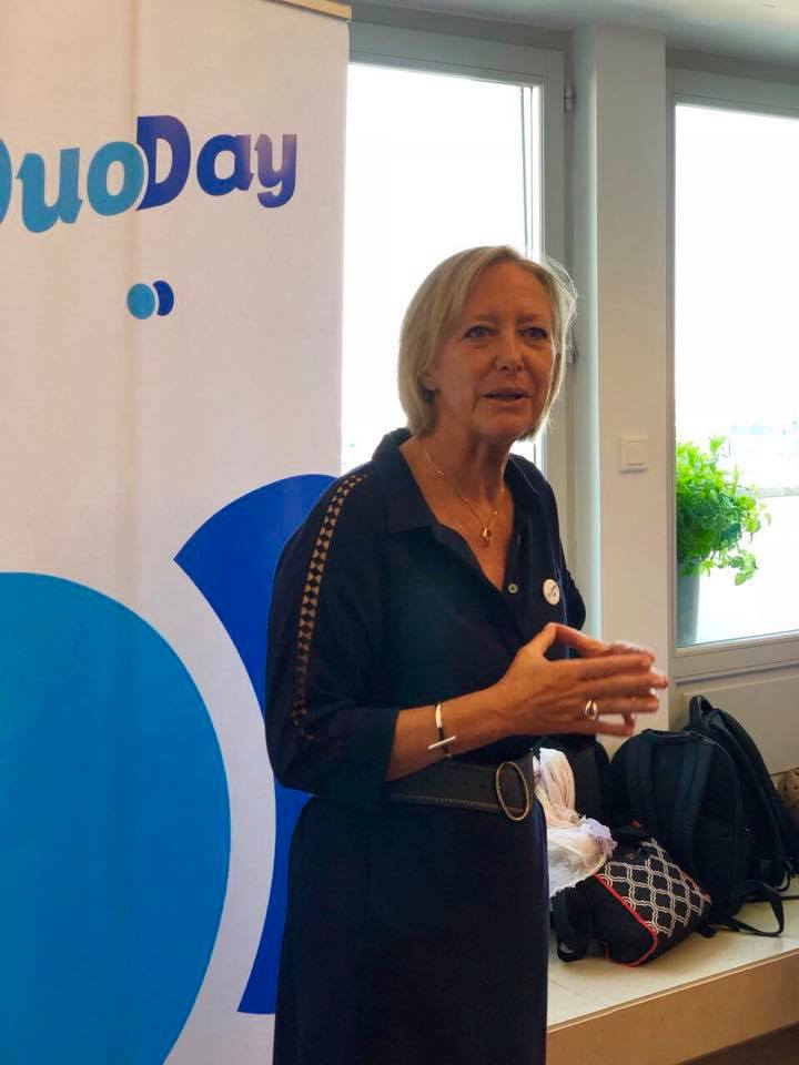DuoDay 2019 : une réussite saluée par le Ministère !