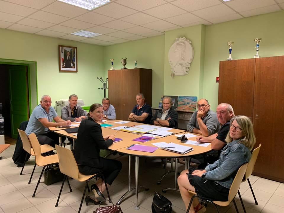 Conseil Municipal d'Agincourt – 20 septembre 2019