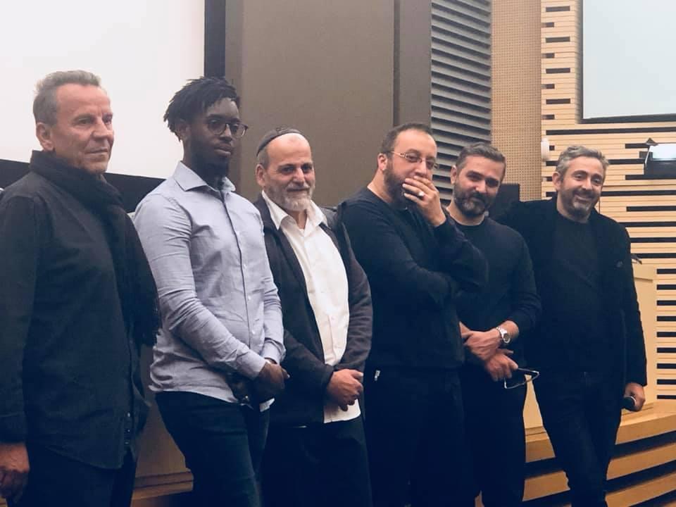 Projection en avant-première du film Hors-Norme à l'Assemblée Nationale – 15 octobre 2019