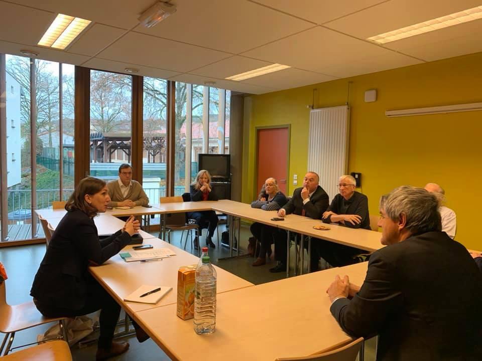 Rencontre citoyenne à Essey-lès-Nancy – 7 décembre 2019