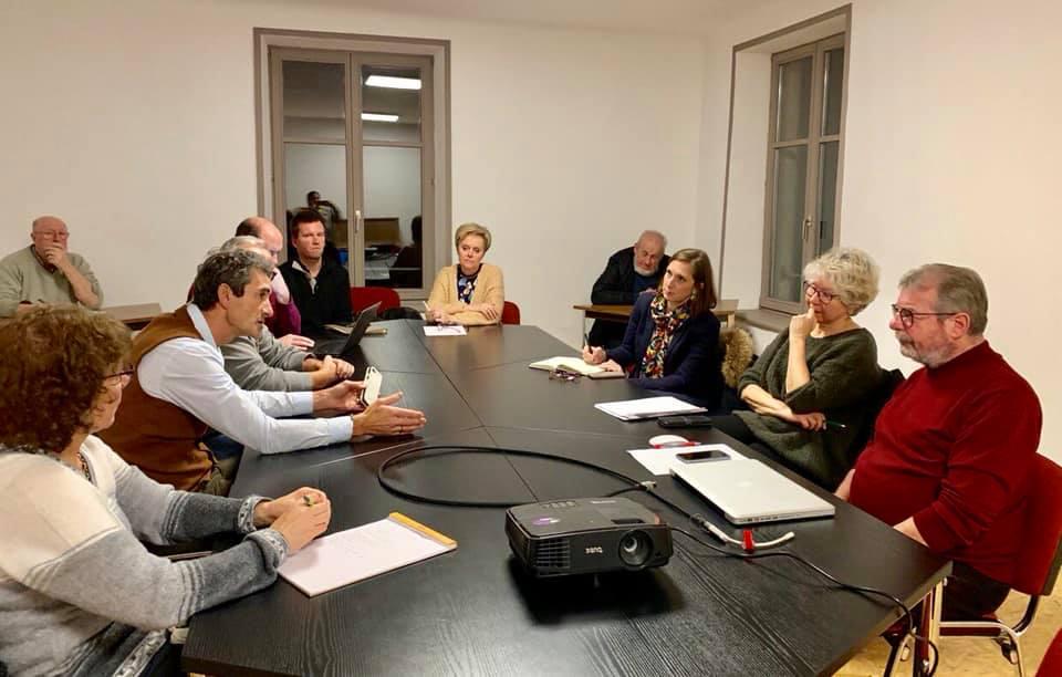 Conseil Municipal d'Amance – 9 décembre 2019