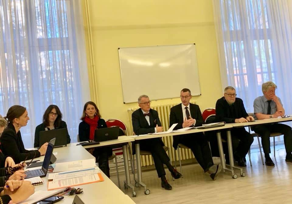 Conseil de Juridiction de la Cour d'Appel de Nancy – 5 décembre 2019