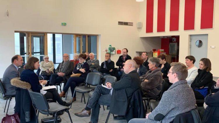 rencontre citoyenne à Bouxières-aux-Dames – 30 novembre 2019