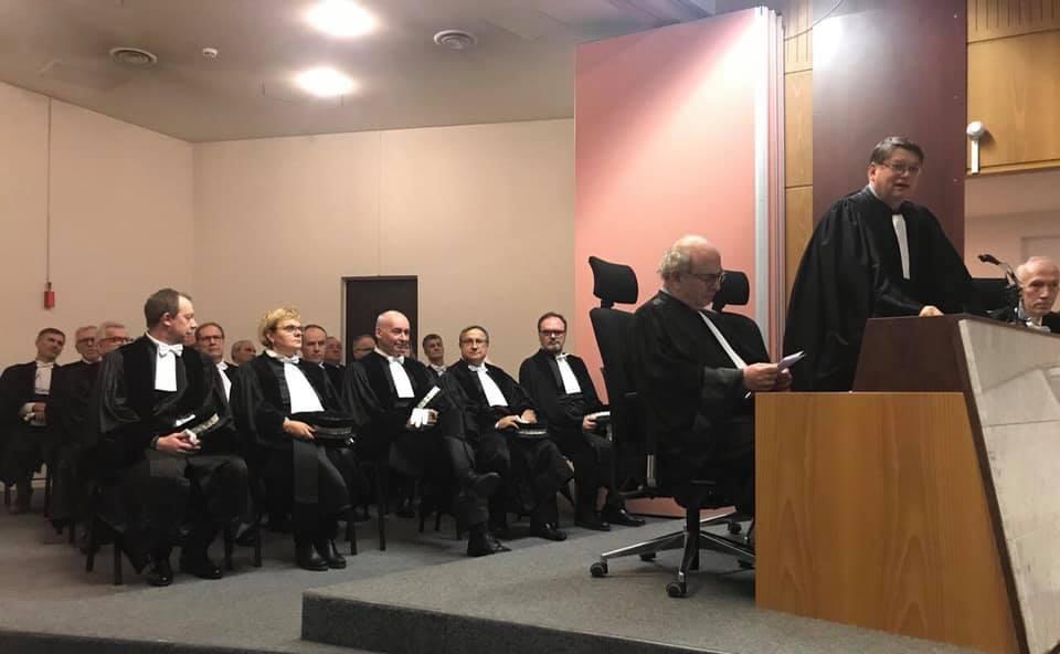 Rentrée solennelle du Tribunal de Commerce de Nancy – 17 janvier 2020