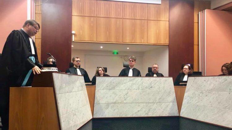 Audience solennelle de rentrée du Tribunal Judiciaire de Nancy – 25 janvier 2020