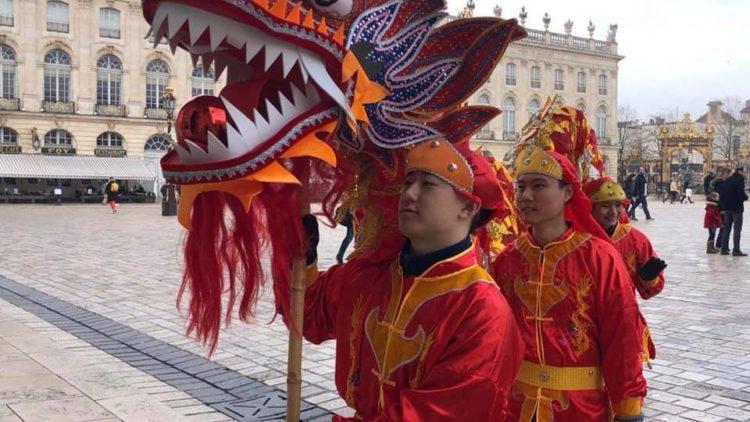 Nancy fête le Nouvel An Chinois – 25 janvier 2020