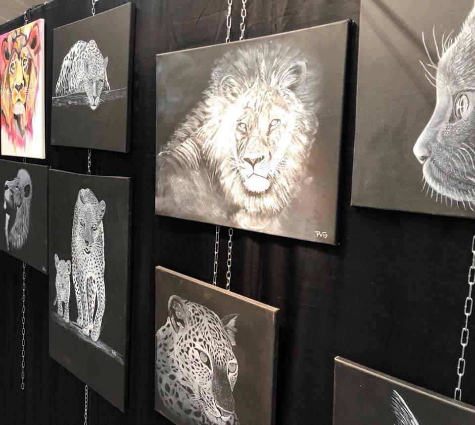 18ème édition de l'exposition des artistes seichanais – 26 janvier 2020