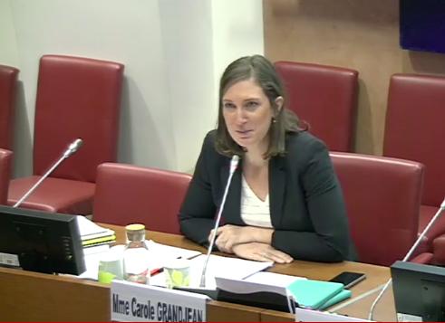 Commission des Affaires Sociales : présentation du rapport sur la fraude sociale – 8 janvier 2020