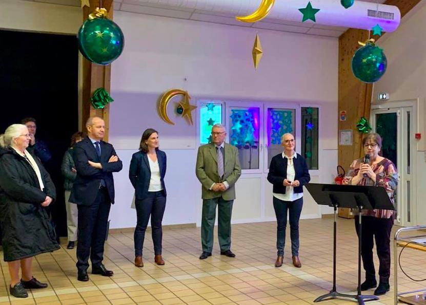 Les voeux à Bouxières-aux-Chênes- 17 janvier 2020