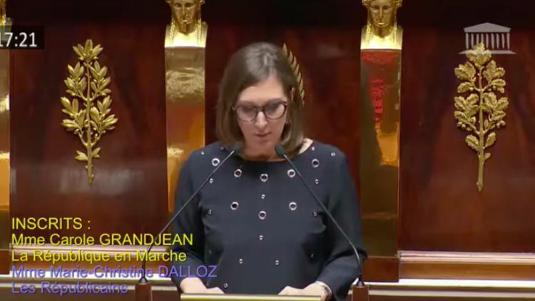 Retraites : mon intervention dans l'hémicycle – 4 février 2020