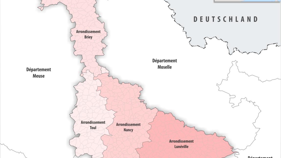 Les Municipales dans la 1ere circonscription de Meurthe-et-Moselle