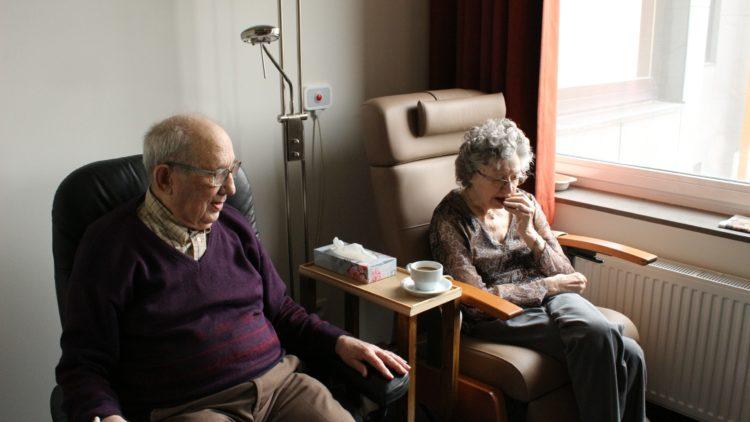 Nancy : dépistage au COVID-19 en EHPAD – 31.03.20