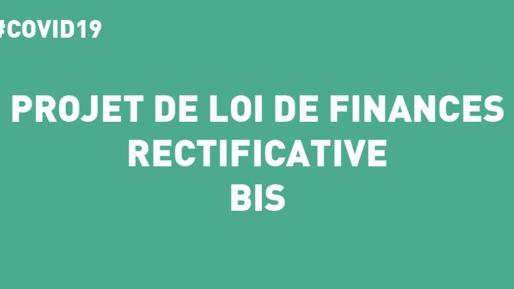 PJLFR : des mesures pour l'économie et les français – 15.04.20