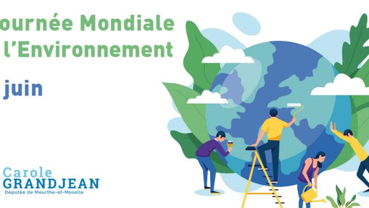 Journée Mondiale de l'Environnement – 5 juin 2020