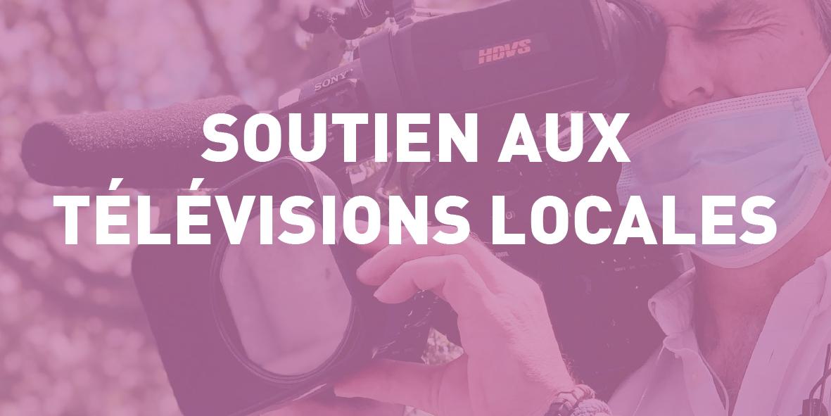 Soutien aux télévisions locales – 15 juin 2020