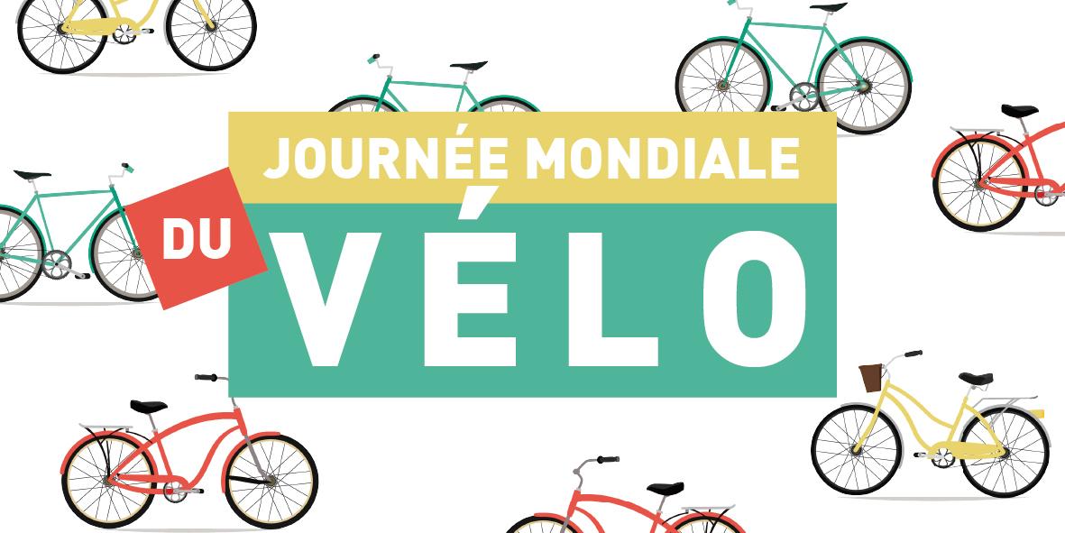 Journée Mondiale du vélo – 3 juin 2020