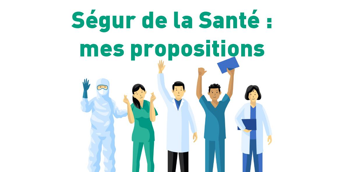 Les parlementaires contribuent au Ségur de la Santé – 3 juin 2020